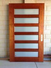 Corinthian Infinity 6G Entry Door - Translucent Glass Mullaloo Joondalup Area Preview