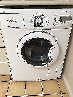 8.5kg Whirlpool Front Load Washing Machine DELIVERY