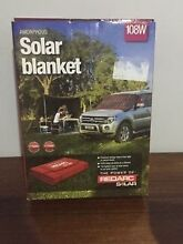 Redarc Solar Blanket 108w with added anderson lead North Hobart Hobart City Preview