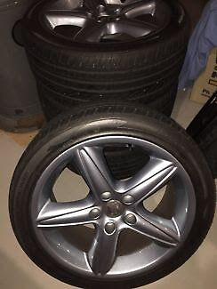 VT R8 Clubsport Rims and Tyers. Werribee Wyndham Area Preview