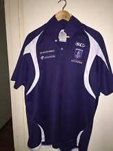 2 Fremantle Dockers Mens Media Polo T-shirt For Sale!!!!!!!!...