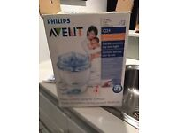 Philips Avent IQ24 electronic steriliser