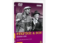 UK DVD boxsets (Steptoe, Porridge, OpenAllHours, Dinnerladies etc)