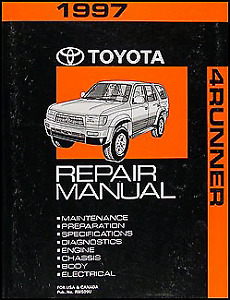 Wanted-1997 toyota shop manual