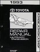 Toyota Pickup Truck Repair Manual
