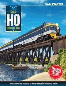 Walthers 2013 ho scale reference book