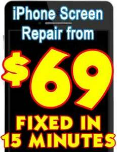 15Min OEM< iPhone Screen Repairs. iPhone 6 Only 69.99 CellTech