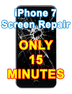 iPhone 7 Lcd Repair Only 99$ Takes 20Min At CellTechNiagara.