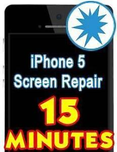 Screen Repair 5/5c/5s - Only 75$ At CellTechNiagara 289-501-6099