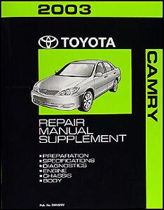 2003 Toyota Camry Repair Manual Free Download border=