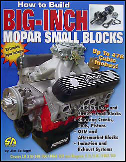 How to Get More Cubic Inches Dodge Plymouth 318 340 360 Big Inch MoPar -