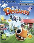 Little Deviants - PS VITA + Garantie