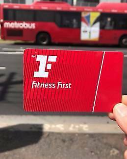 Fitness First Passport Membership transfer (I pay you $100!)