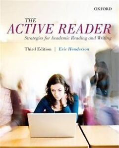The Active Reader 3rd Edition - EAC150
