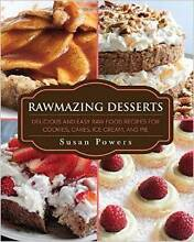Four RAW plant based desert and mains books for sale Glenning Valley Wyong Area Preview