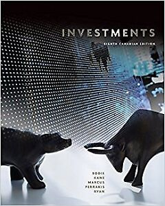 JMSB - FINA 385 Investments 8th Canadian edition by Bodie