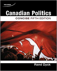 Canadian Politics Concise 5th ed