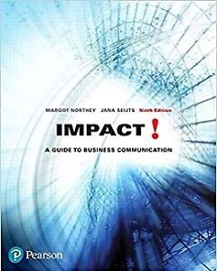 Impact! A guide to business communication