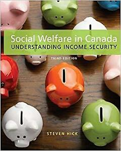 Social Welfare in Canada-3rd Edition (LOW PRICE!!)