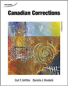 Canadian Corrections  (Fourth Edition)