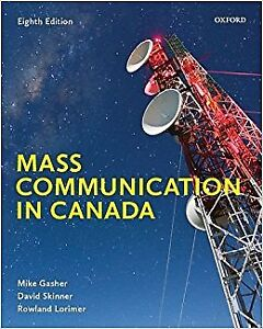 Mass Communication in Canada, 8th Edition