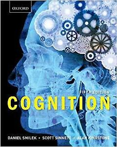 Cognition - Fifth Edition (Oxford)