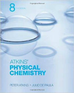 Physical Chemistry Hardcover