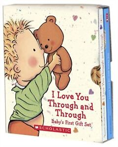 """""""I LOVE YOU..."""" BABY BOOKS, CHRISTIAN BOOK --- BRAND NEW!"""