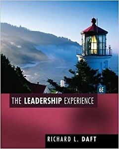 Leadership Experience 6th edition by Daft