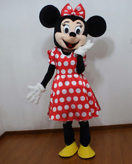 Minnie Mouse Mascot Hire $45 & Minnie Mouse Mascot Hire $45 | Catering | Gumtree Australia Inner ...