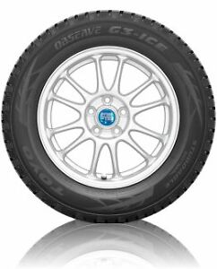 TOYO G3-Ice Tires with Steel Rims