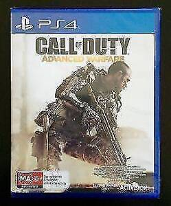 PS4- Call of Duty Advanced Warfare- Brand new and sealed Inglewood Stirling Area Preview