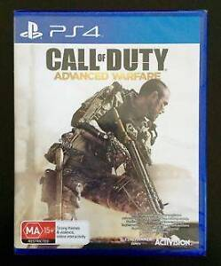 PS4 Call of Duty advanced warfare- Brand new sealed Inglewood Stirling Area Preview