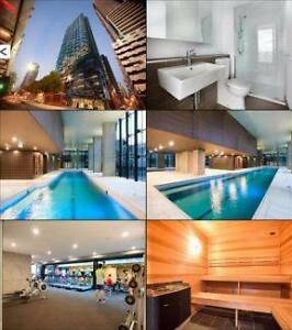 CBD ROOMSHARE ALL BILLS INCLUDED - Premium share Docklands Melbourne City Preview
