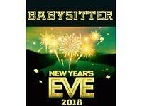 24 hours & New Years babysitting