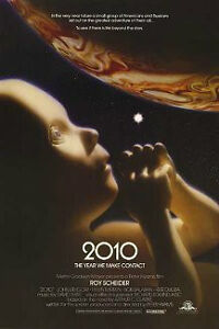 """ 2010 - The Year We Make Contact "" DVD"