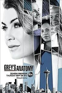 Grey Anatomy Season 14th DVD [New]