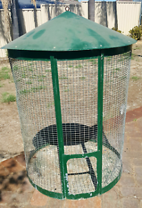 Large Round Bird Avairy Westminster Stirling Area Preview