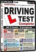 Driving Theory Test 2011