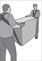 Last Time moving or delivery 24h/24 at 514-545-9003