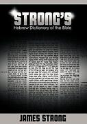 Strong's Bible Dictionary