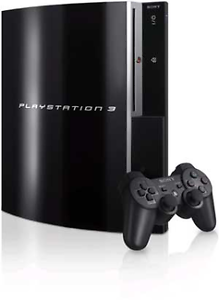 Playstation 3 with 7 games Newstead Brisbane North East Preview