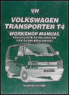 eurovan manual
