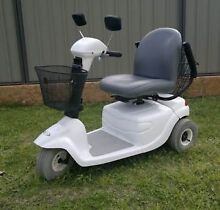 Plega Columbus 3 Wheel Mobility Scooter Bentleigh East Glen Eira Area Preview