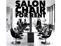 Rent a salon chair opportunity in a popular area of Banff
