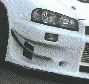 Real Carbon Universal bumper DownForce Splitters special $69 set