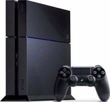SONY PLAYSTATION 4 WITH 1 YEAR WARRANTY Rockdale Rockdale Area Preview