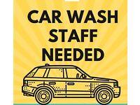 Car wash Staff Required Harrow / Pinner London