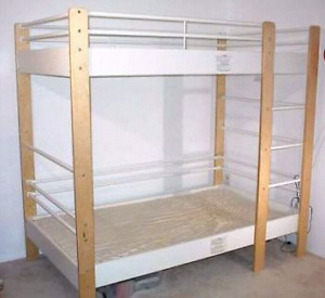 Ikea Lo bunk bed and/or elevated bed