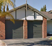 PAIR OF ROLLER DOORS GLIDEROL 1 WITH ELECTRIC MOTOR 3250 X 2300 Clarence Gardens Mitcham Area Preview